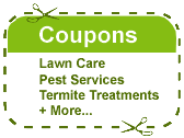 Pest Control & Lawn Care Coupons