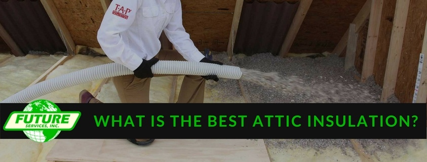 What is the best attic insulation for your home?